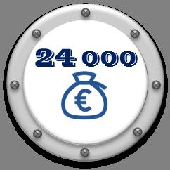 24000€ de budget