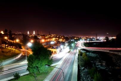 Prise de vue de nuit