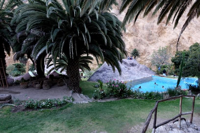 Oasis de Sangalle