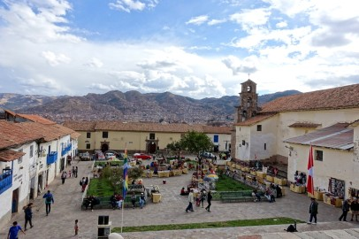 Quartier San Blas