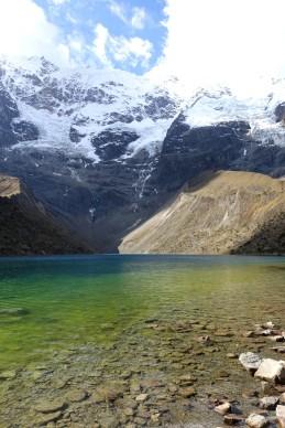 Lagune d'Humantay