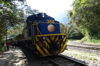 Les trains d'Hidroelectrica