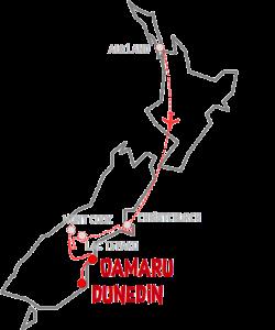 nouvelle-zelande_oamaru-dunedin-otago_map