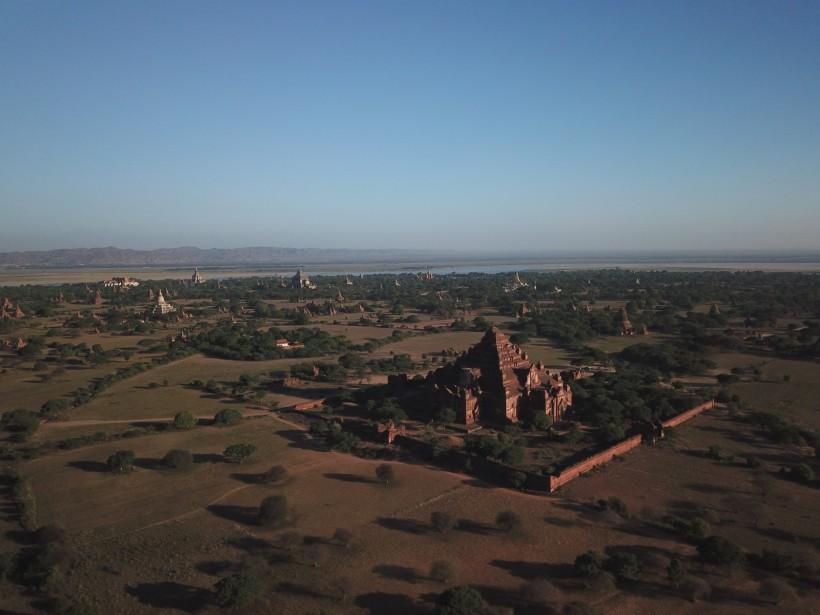 Myanmar_Bagan_ DJI_0522_dhammayangyi temple
