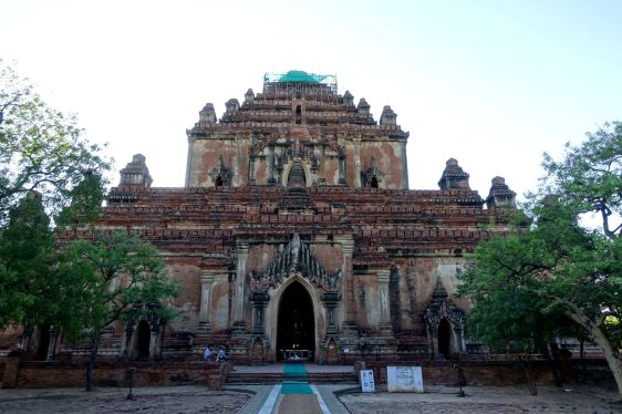 Myanmar_Bagan_ DSC04072_sulamani phaya